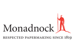Logo of Monadnock Paper , this month's Featured Member