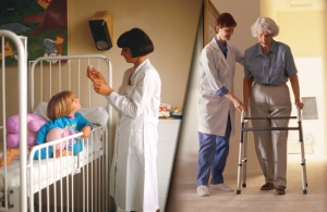Age Specific Care for the Population We Serve