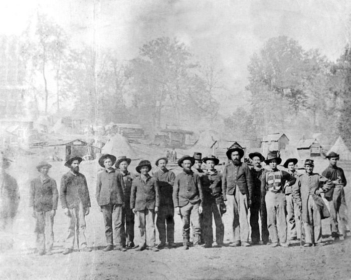 Battle of Arkansas Post Troops