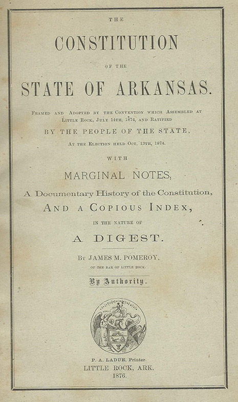 1874 Constitution
