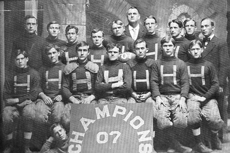 1907 Henderson Team