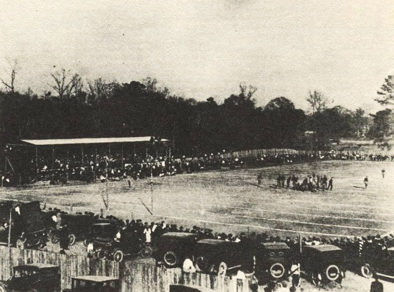 1922 Thanksgiving Day Game