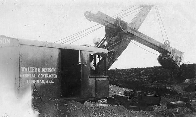 W. H. Denison; Contractor