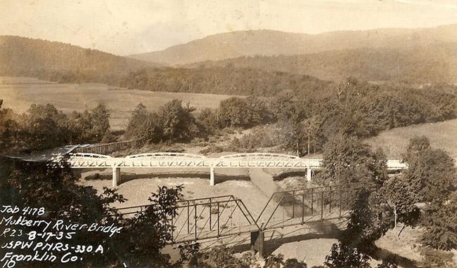 Pig Trail Bridge