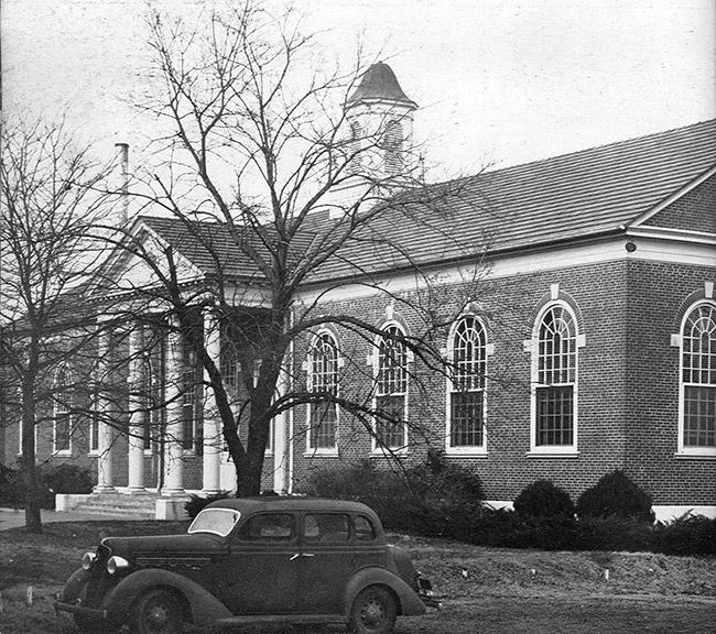 Tomlinson Hall