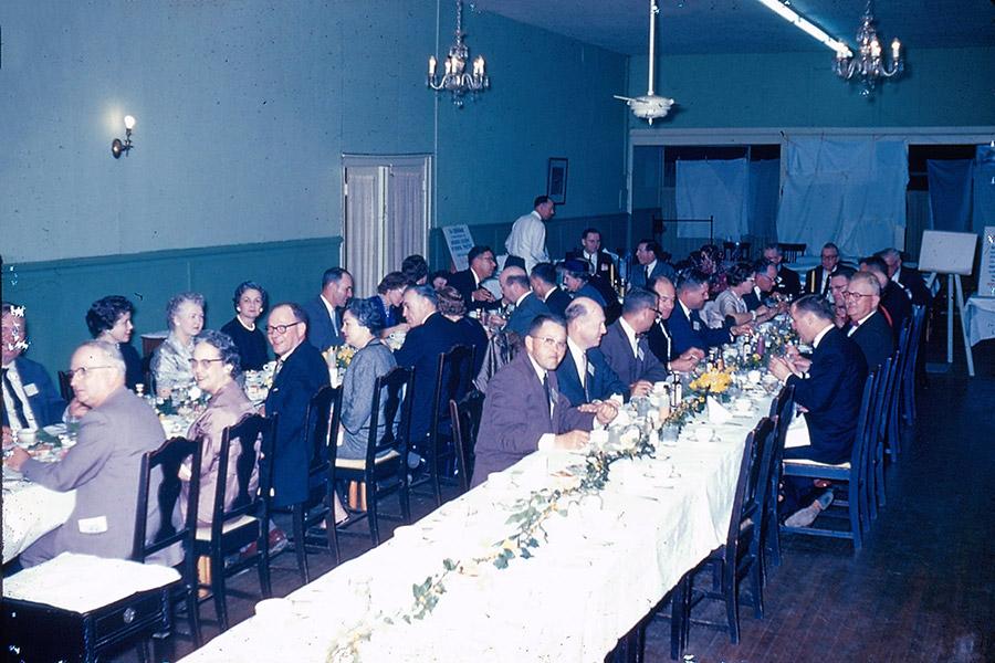 Barlow Hotel Banquet