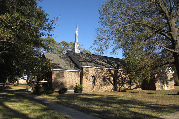 First Baptist Church: Altheimer