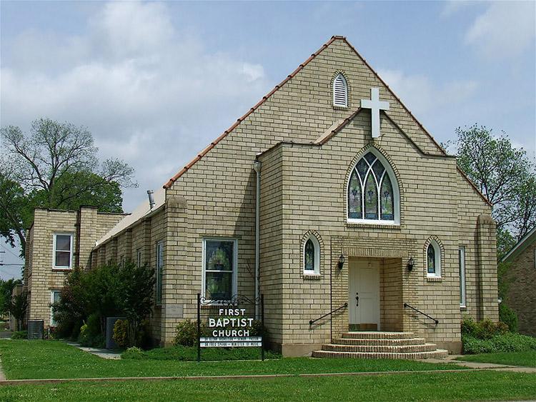 First Baptist Church: Parkin