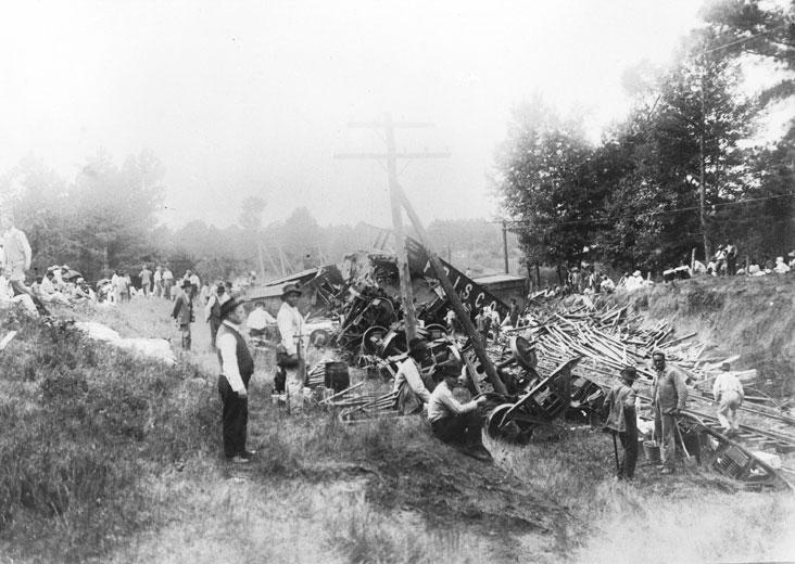 Stephens: Train Wreck