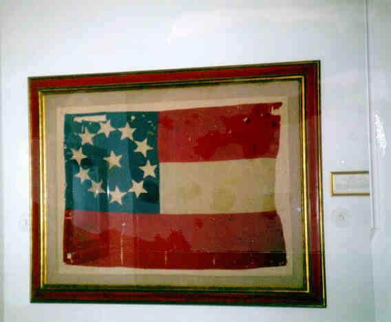2nd Arkansas Infantry Flag
