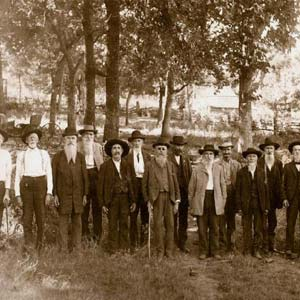 Thirty-Fourth Arkansas Infantry Reunion