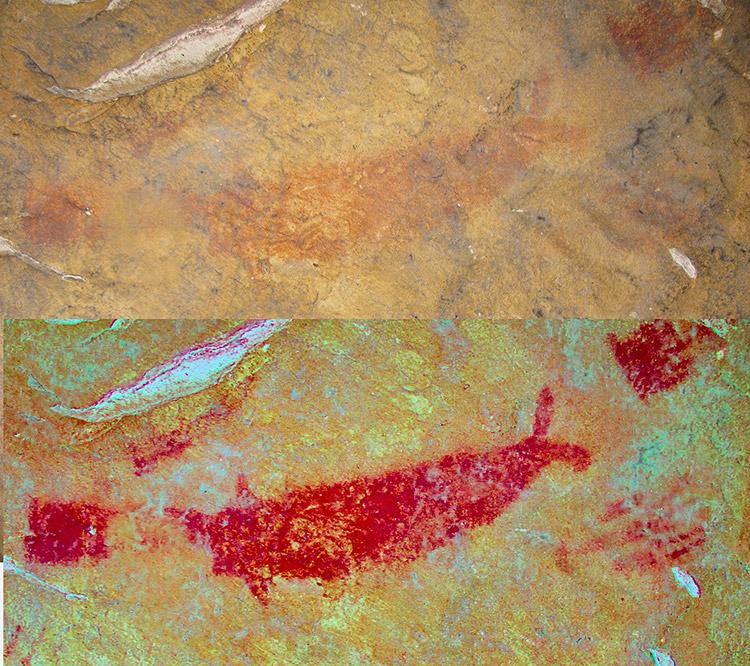 3CN20 Rock Painting