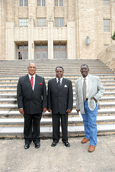 Three of the North Little Rock Six