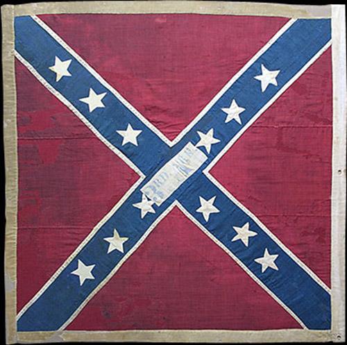 3rd Arkansas Battle Flag