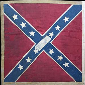 3rd Arkansas Battle Flag