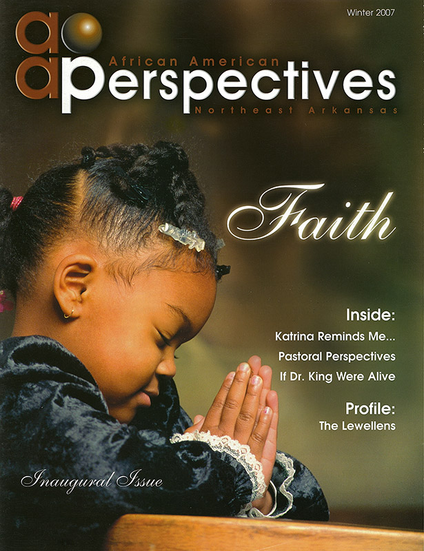African American Perspectives, First Issue