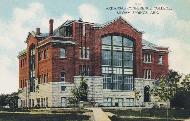 Arkansas Conference College