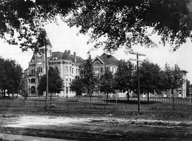 Arkadelphia Methodist College
