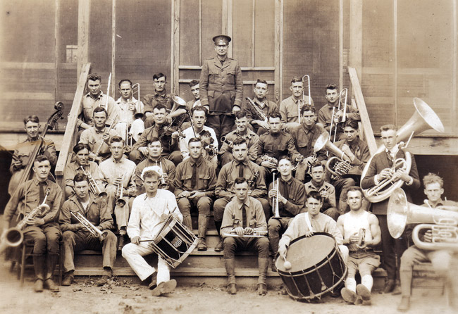 Red Cross Band