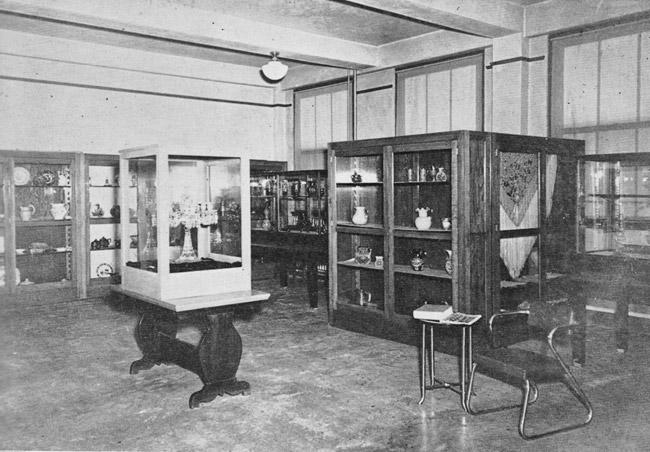 ASU Museum Interior