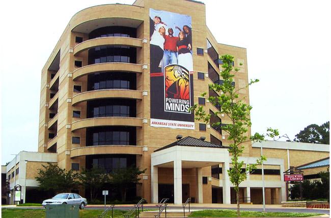 Arkansas State University Library