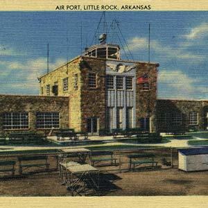 Adams Field Terminal