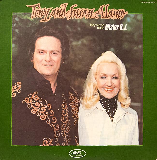 Tony and Susan Alamo