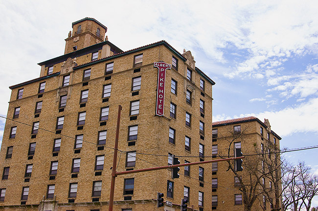 Albert Pike Hotel