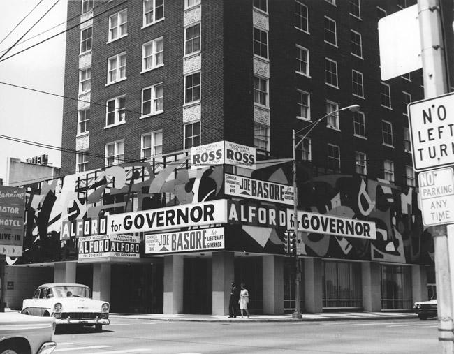 Alford Campaign Headquarters