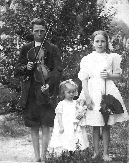 Allen Family Children