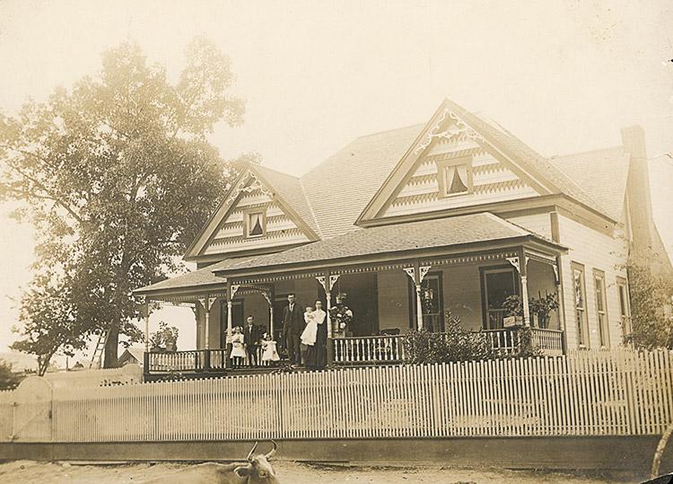 W. H. Allen House; 1910