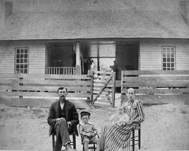 W. H. Allen House in 1904