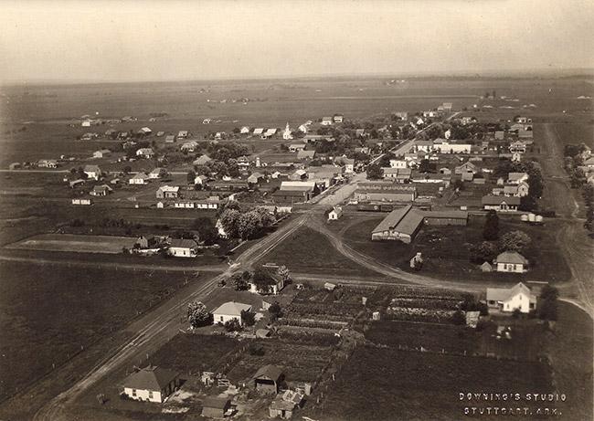 Almyra Aerial View