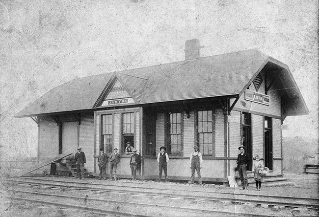Almyra Depot