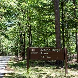 Alpine Ridge Area