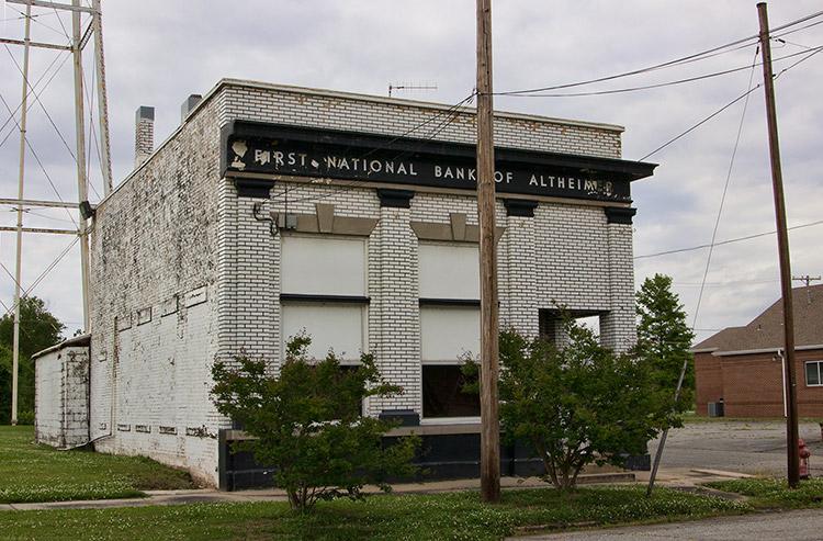 Altheimer Bank