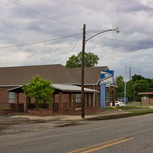 Altheimer Post Office