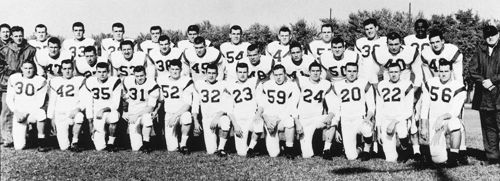 Montana State College Football Team