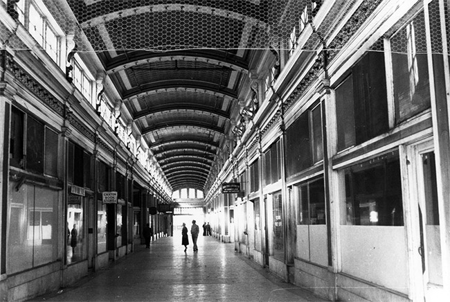 City Market and Arcade Interior