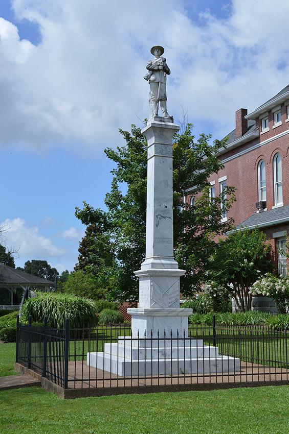 Arkadelphia Confederate Monument