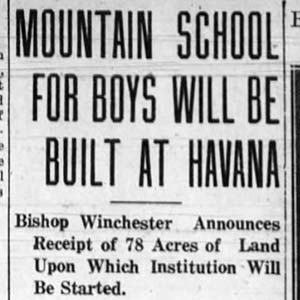 Winchester School Opening