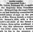 Coy Lynching Article (AP)