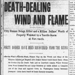 Tornado Article