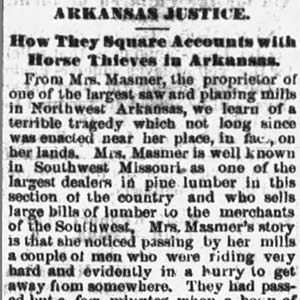Carroll County Lynching Article