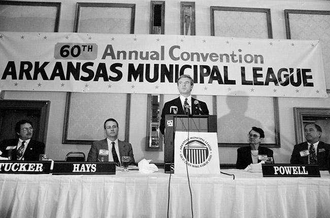 Arkansas Municipal League