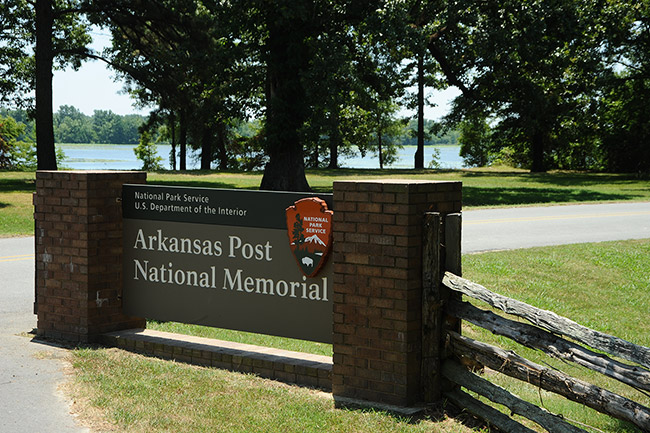 Arkansas Post National Memorial