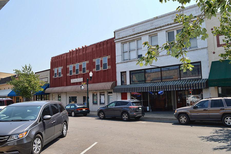 Arkadelphia Commercial Historic District