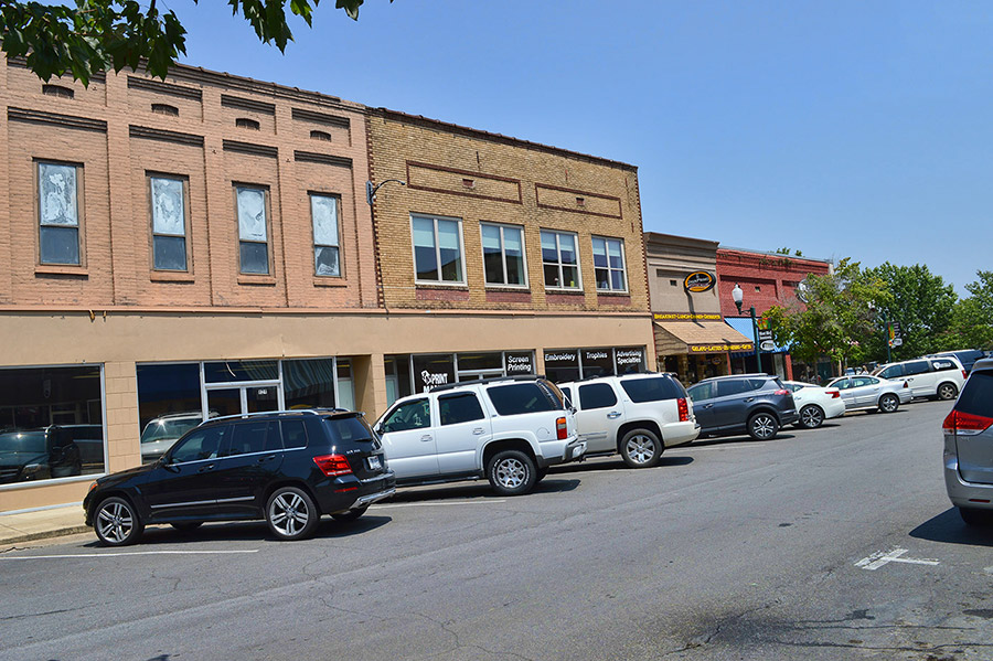 Arkadelphia Commercial Historic District
