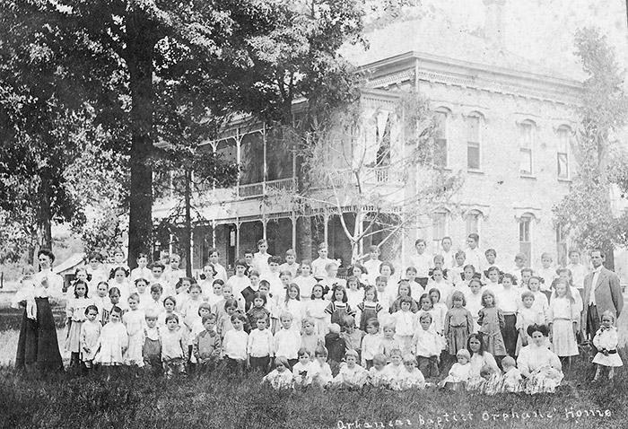 Arkansas Baptist Orphanage