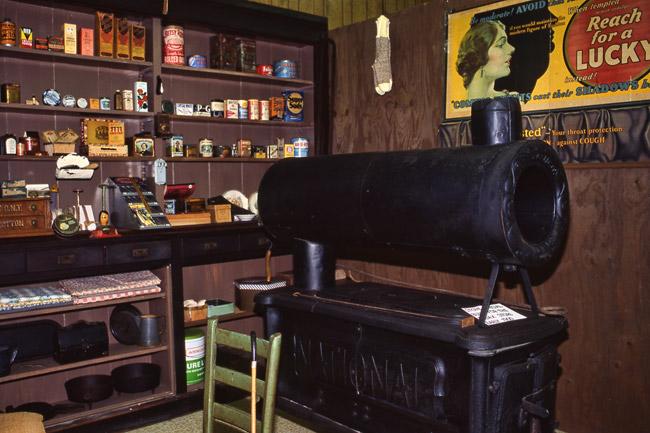 Arkansas County Museum Displays